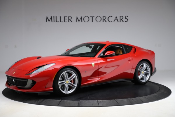 Used 2019 Ferrari 812 Superfast for sale $359,900 at McLaren Greenwich in Greenwich CT 06830 2