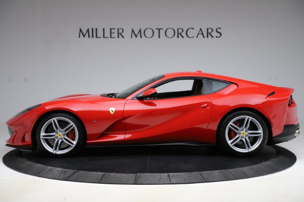 Used 2019 Ferrari 812 Superfast for sale $359,900 at McLaren Greenwich in Greenwich CT 06830 3