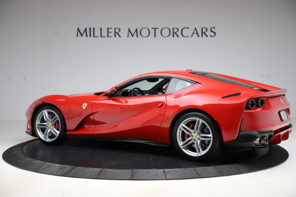 Used 2019 Ferrari 812 Superfast for sale $359,900 at McLaren Greenwich in Greenwich CT 06830 4