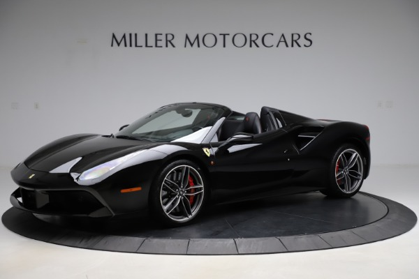 Used 2017 Ferrari 488 Spider for sale $276,900 at McLaren Greenwich in Greenwich CT 06830 2