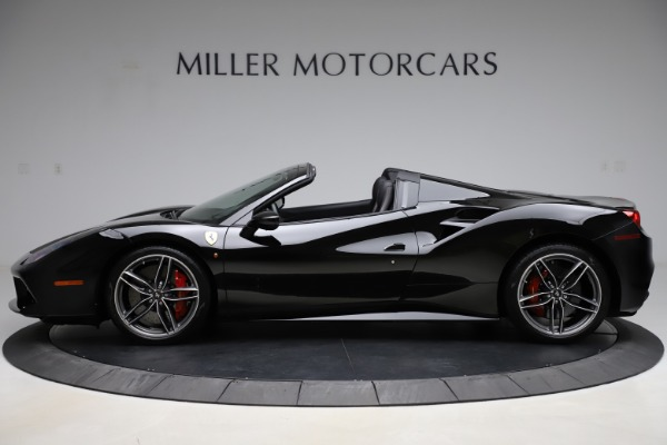 Used 2017 Ferrari 488 Spider for sale $276,900 at McLaren Greenwich in Greenwich CT 06830 3