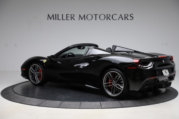 Used 2017 Ferrari 488 Spider for sale $276,900 at McLaren Greenwich in Greenwich CT 06830 4