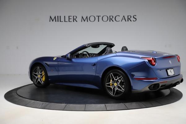 Used 2018 Ferrari California T for sale $185,900 at McLaren Greenwich in Greenwich CT 06830 4