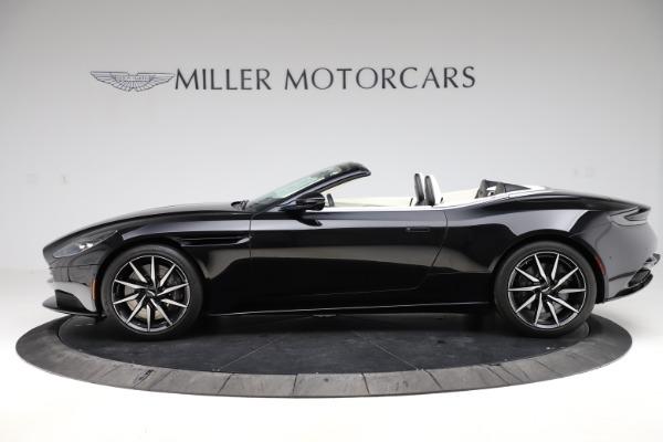 Used 2020 Aston Martin DB11 Volante for sale $209,900 at McLaren Greenwich in Greenwich CT 06830 2