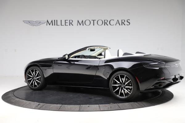 Used 2020 Aston Martin DB11 Volante for sale $209,900 at McLaren Greenwich in Greenwich CT 06830 3