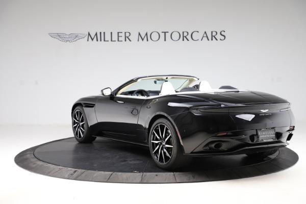 Used 2020 Aston Martin DB11 Volante for sale $209,900 at McLaren Greenwich in Greenwich CT 06830 4