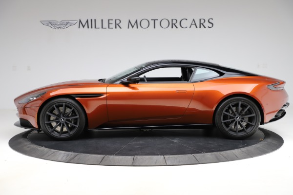 Used 2020 Aston Martin DB11 AMR for sale $199,900 at McLaren Greenwich in Greenwich CT 06830 2