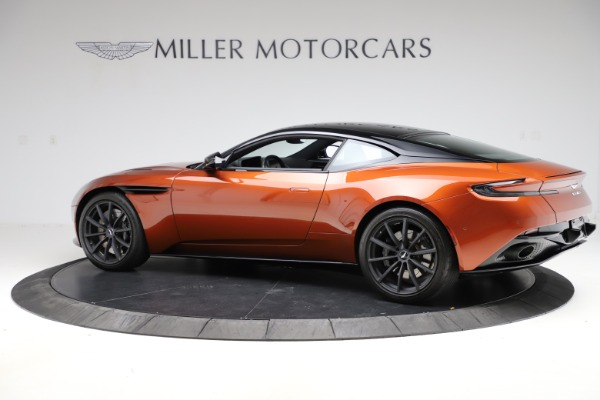 Used 2020 Aston Martin DB11 AMR for sale $199,900 at McLaren Greenwich in Greenwich CT 06830 3