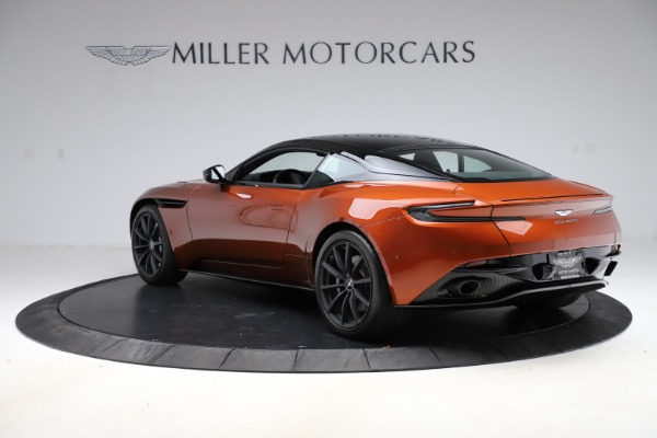 Used 2020 Aston Martin DB11 AMR for sale $199,900 at McLaren Greenwich in Greenwich CT 06830 4