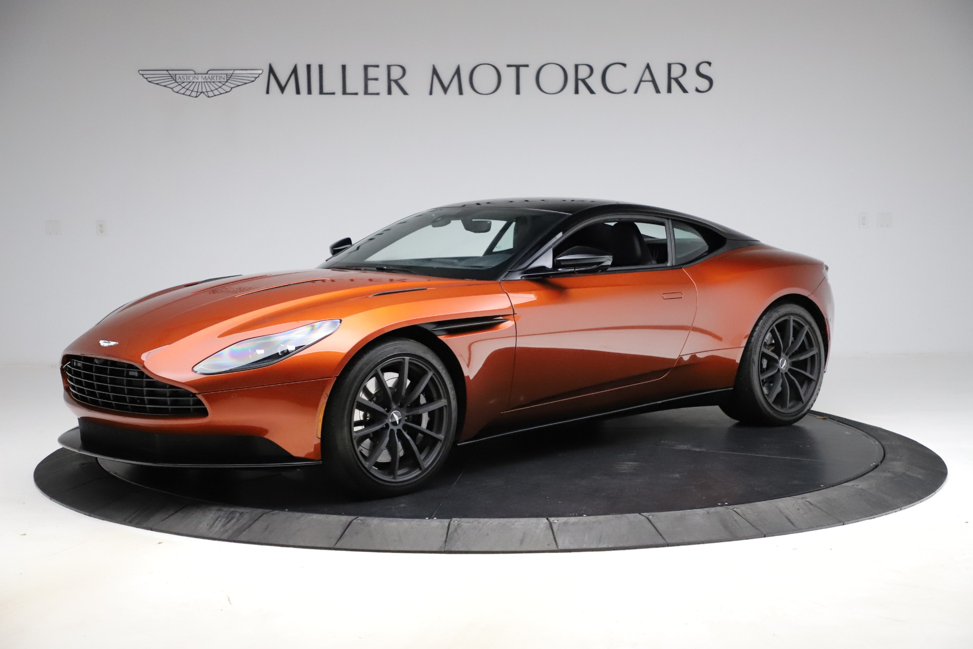 Used 2020 Aston Martin DB11 AMR for sale $199,900 at McLaren Greenwich in Greenwich CT 06830 1