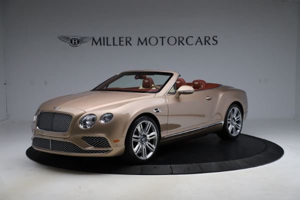 Used 2017 Bentley Continental GT W12 for sale $165,900 at McLaren Greenwich in Greenwich CT 06830 2