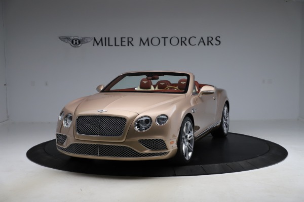 Used 2017 Bentley Continental GT W12 for sale $165,900 at McLaren Greenwich in Greenwich CT 06830 1