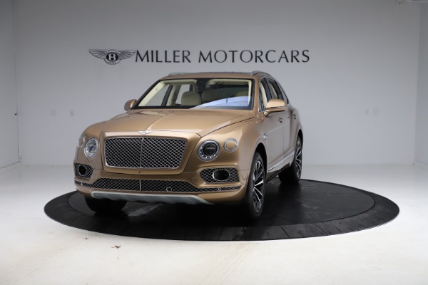 Used 2017 Bentley Bentayga W12 for sale $145,900 at McLaren Greenwich in Greenwich CT 06830 2