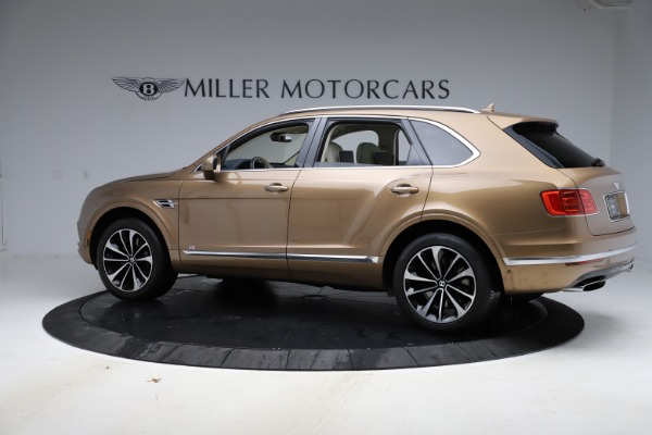 Used 2017 Bentley Bentayga W12 for sale $145,900 at McLaren Greenwich in Greenwich CT 06830 4