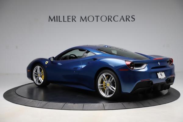 Used 2017 Ferrari 488 GTB for sale Sold at McLaren Greenwich in Greenwich CT 06830 4