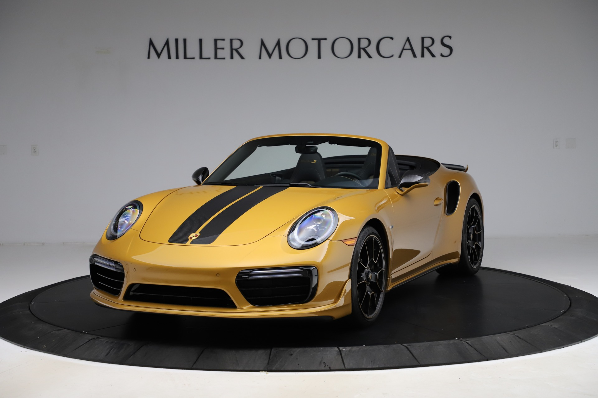Used 2019 Porsche 911 Turbo S Exclusive for sale Sold at McLaren Greenwich in Greenwich CT 06830 1