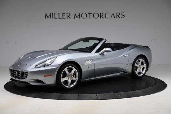 Used 2013 Ferrari California 30 for sale $103,900 at McLaren Greenwich in Greenwich CT 06830 2