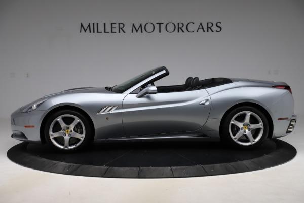 Used 2013 Ferrari California 30 for sale $103,900 at McLaren Greenwich in Greenwich CT 06830 3