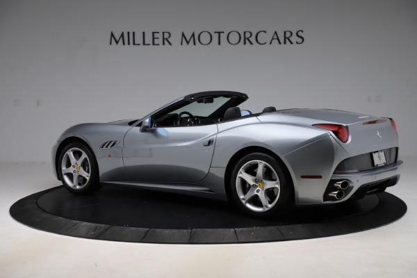 Used 2013 Ferrari California 30 for sale $103,900 at McLaren Greenwich in Greenwich CT 06830 4