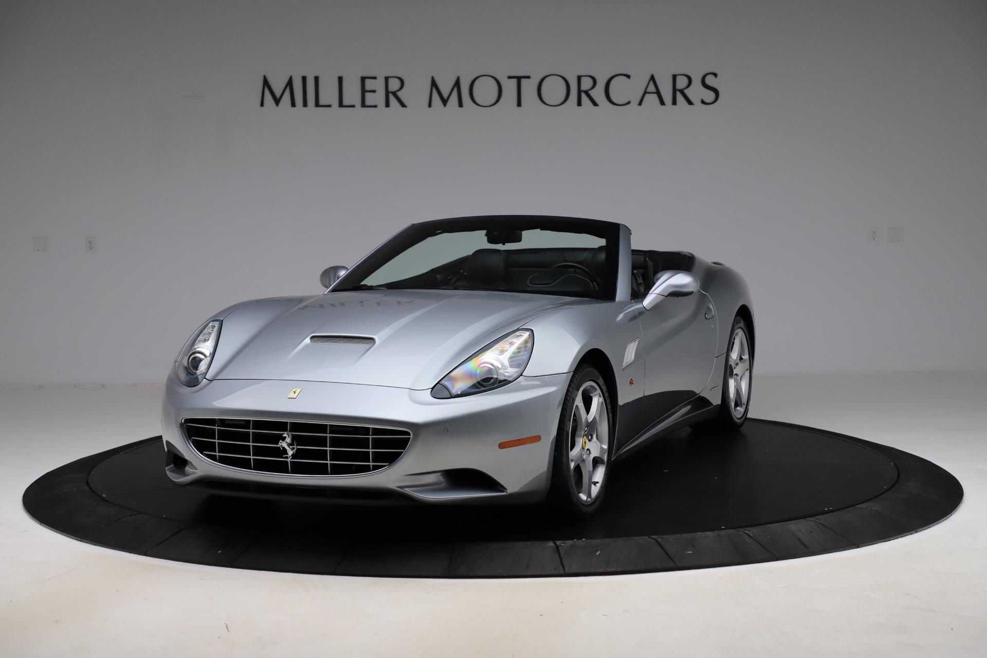 Used 2013 Ferrari California 30 for sale $103,900 at McLaren Greenwich in Greenwich CT 06830 1