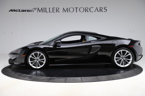 Used 2019 McLaren 570S for sale $177,900 at McLaren Greenwich in Greenwich CT 06830 2