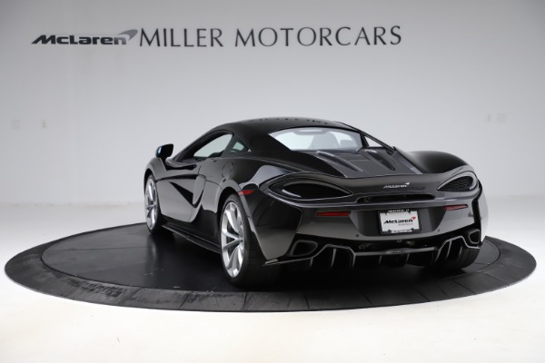 Used 2019 McLaren 570S for sale $177,900 at McLaren Greenwich in Greenwich CT 06830 4
