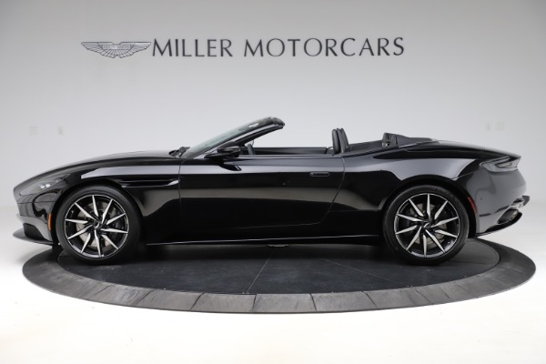 New 2021 Aston Martin DB11 Volante for sale $254,416 at McLaren Greenwich in Greenwich CT 06830 2
