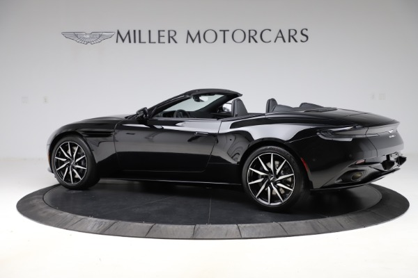New 2021 Aston Martin DB11 Volante for sale $254,416 at McLaren Greenwich in Greenwich CT 06830 3