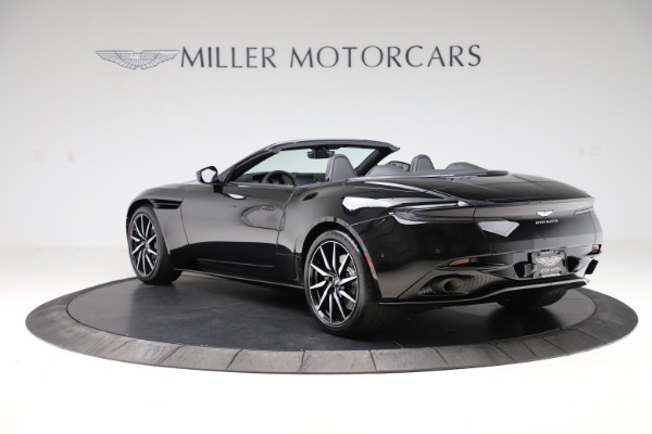 New 2021 Aston Martin DB11 Volante for sale $254,416 at McLaren Greenwich in Greenwich CT 06830 4