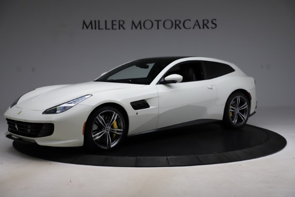 Used 2020 Ferrari GTC4Lusso for sale $264,900 at McLaren Greenwich in Greenwich CT 06830 2