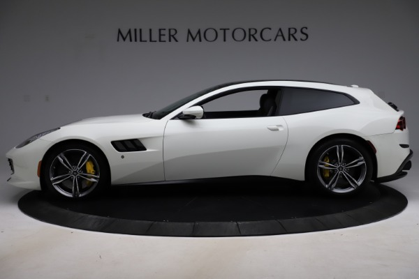 Used 2020 Ferrari GTC4Lusso for sale $264,900 at McLaren Greenwich in Greenwich CT 06830 3