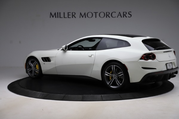 Used 2020 Ferrari GTC4Lusso for sale $264,900 at McLaren Greenwich in Greenwich CT 06830 4