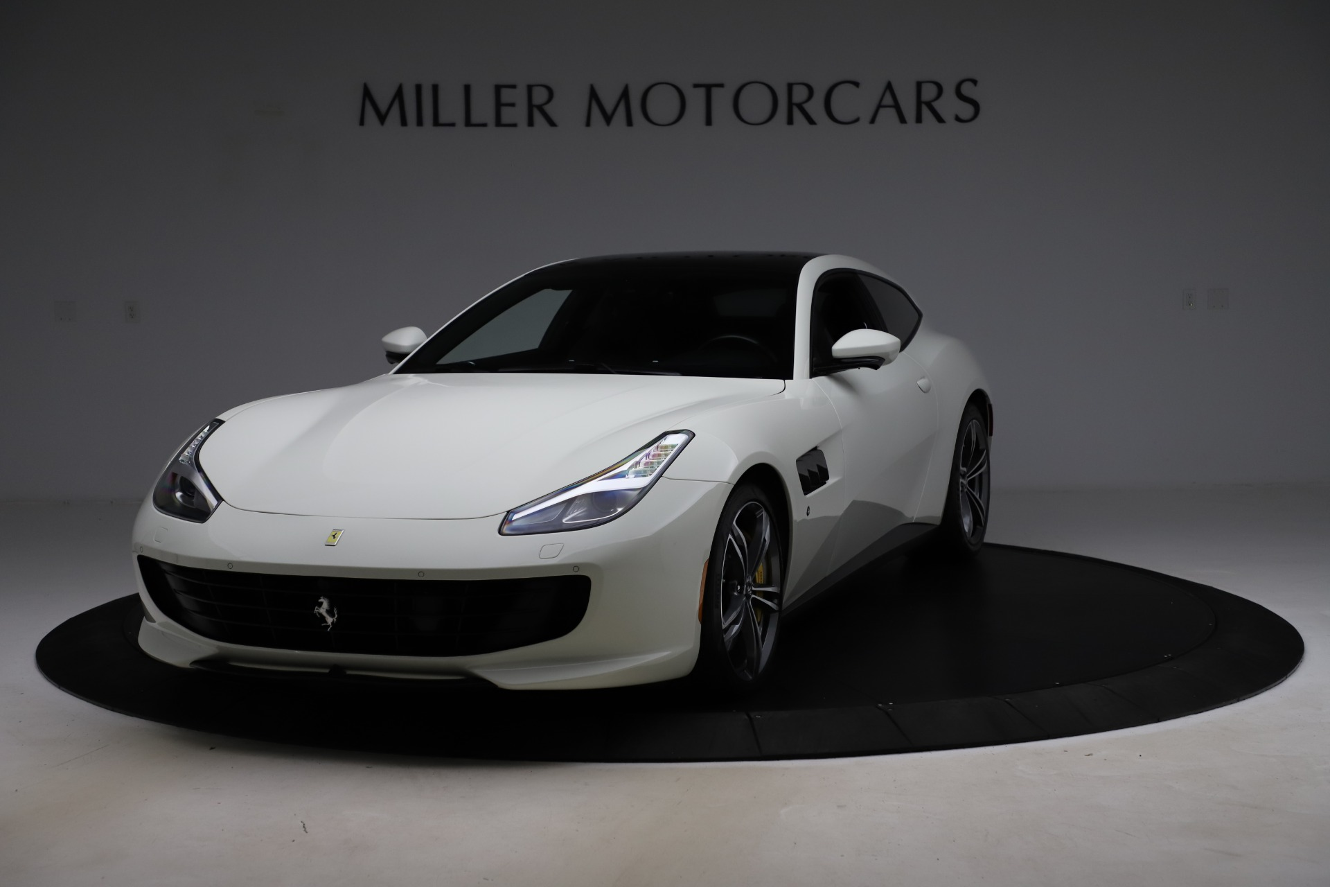 Used 2020 Ferrari GTC4Lusso for sale Sold at McLaren Greenwich in Greenwich CT 06830 1