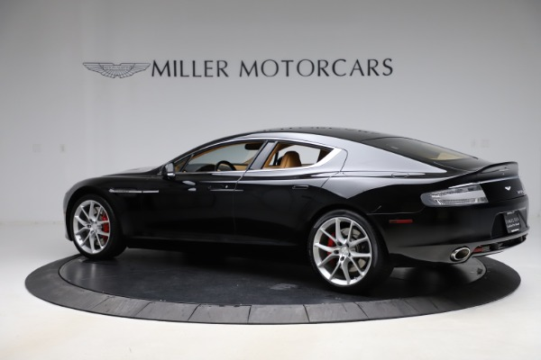 Used 2016 Aston Martin Rapide S for sale $123,900 at McLaren Greenwich in Greenwich CT 06830 3