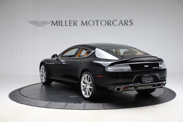 Used 2016 Aston Martin Rapide S for sale $123,900 at McLaren Greenwich in Greenwich CT 06830 4