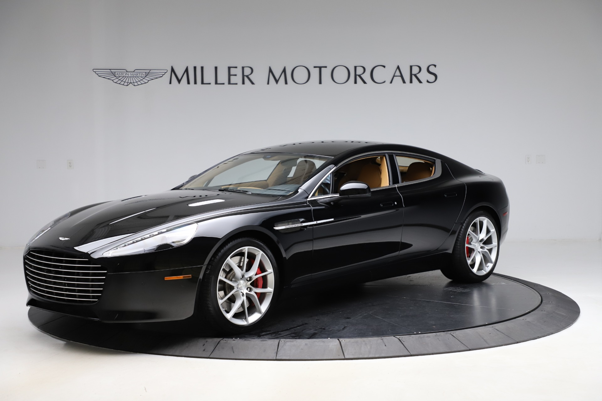 Used 2016 Aston Martin Rapide S for sale $123,900 at McLaren Greenwich in Greenwich CT 06830 1