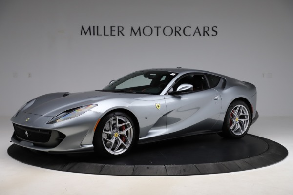 Used 2018 Ferrari 812 Superfast for sale Sold at McLaren Greenwich in Greenwich CT 06830 2