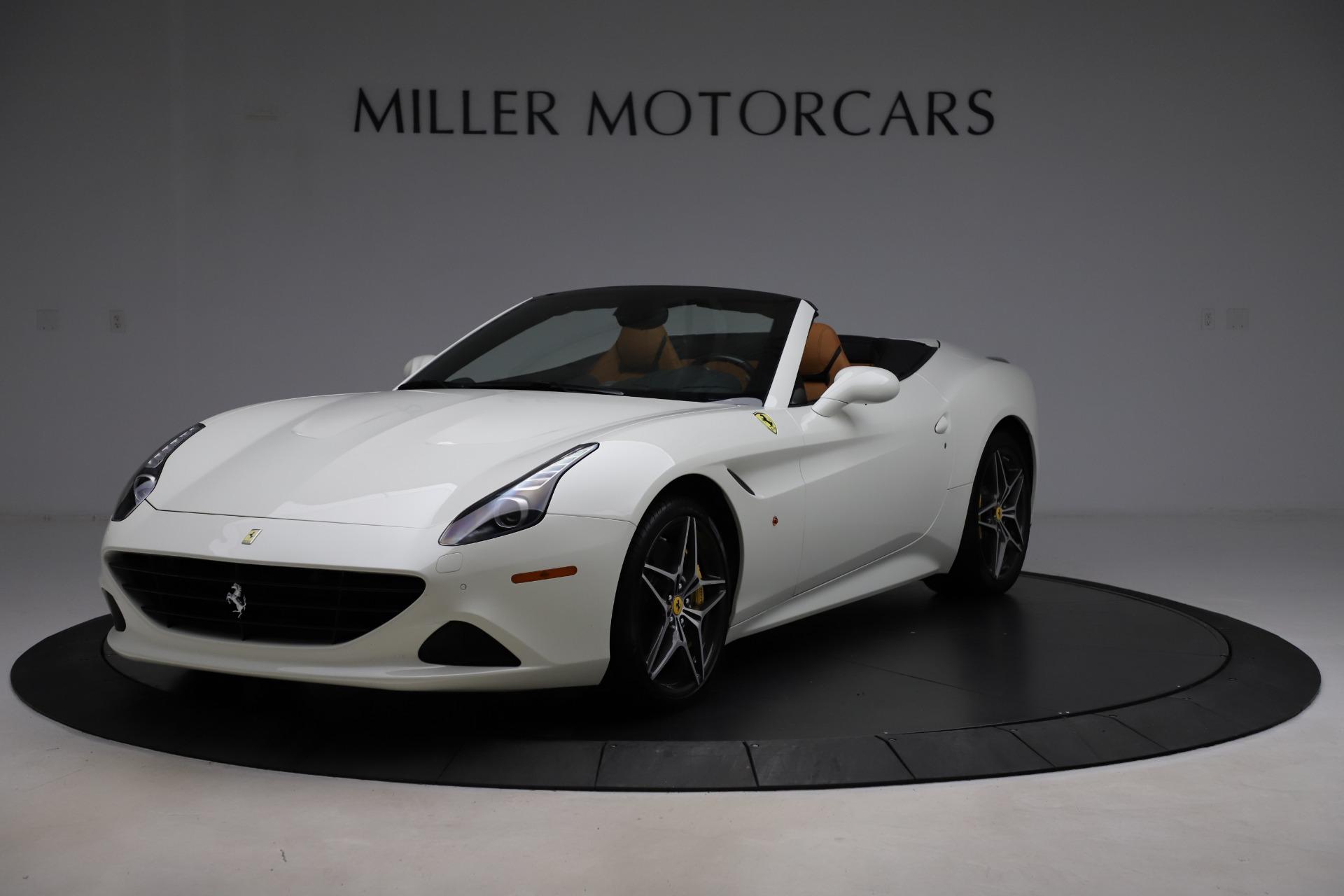 Used 2018 Ferrari California T for sale $169,900 at McLaren Greenwich in Greenwich CT 06830 1