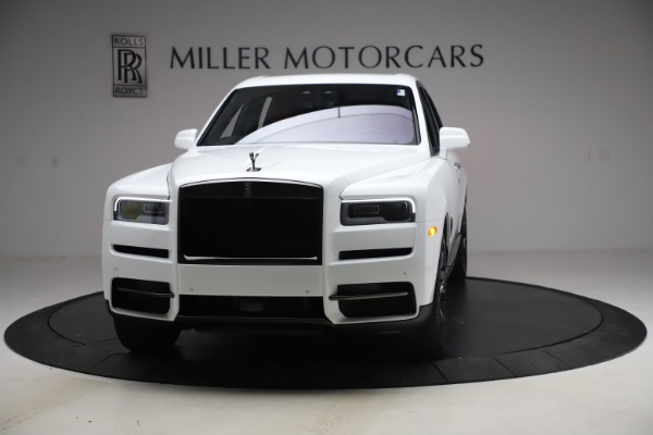 New 2021 Rolls-Royce Cullinan Black Badge for sale $431,325 at McLaren Greenwich in Greenwich CT 06830 2