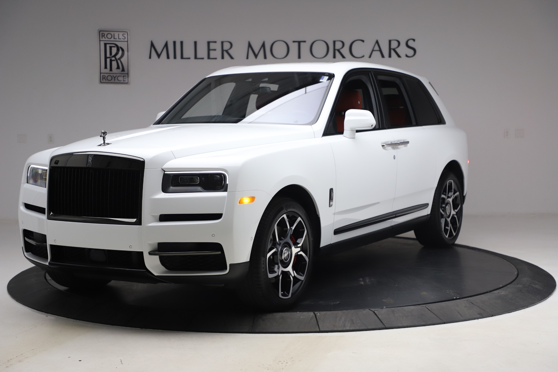 New 2021 Rolls-Royce Cullinan Black Badge for sale $431,325 at McLaren Greenwich in Greenwich CT 06830 1