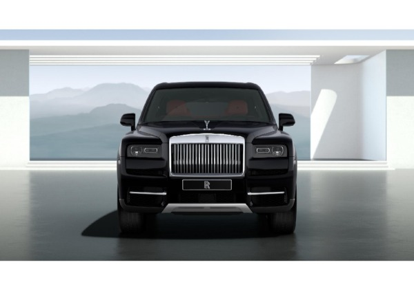 New 2021 Rolls-Royce Cullinan for sale Sold at McLaren Greenwich in Greenwich CT 06830 2