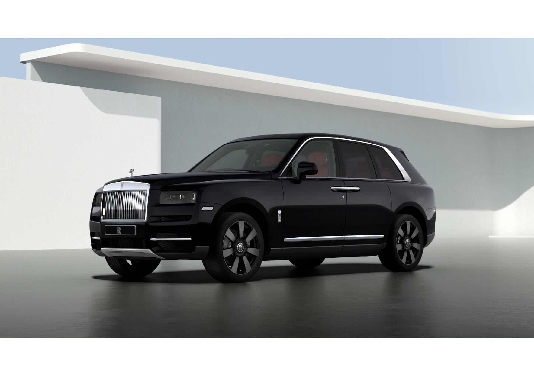 New 2021 Rolls-Royce Cullinan for sale Sold at McLaren Greenwich in Greenwich CT 06830 1