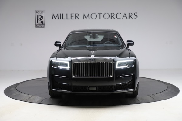 New 2021 Rolls-Royce Ghost for sale $374,150 at McLaren Greenwich in Greenwich CT 06830 3