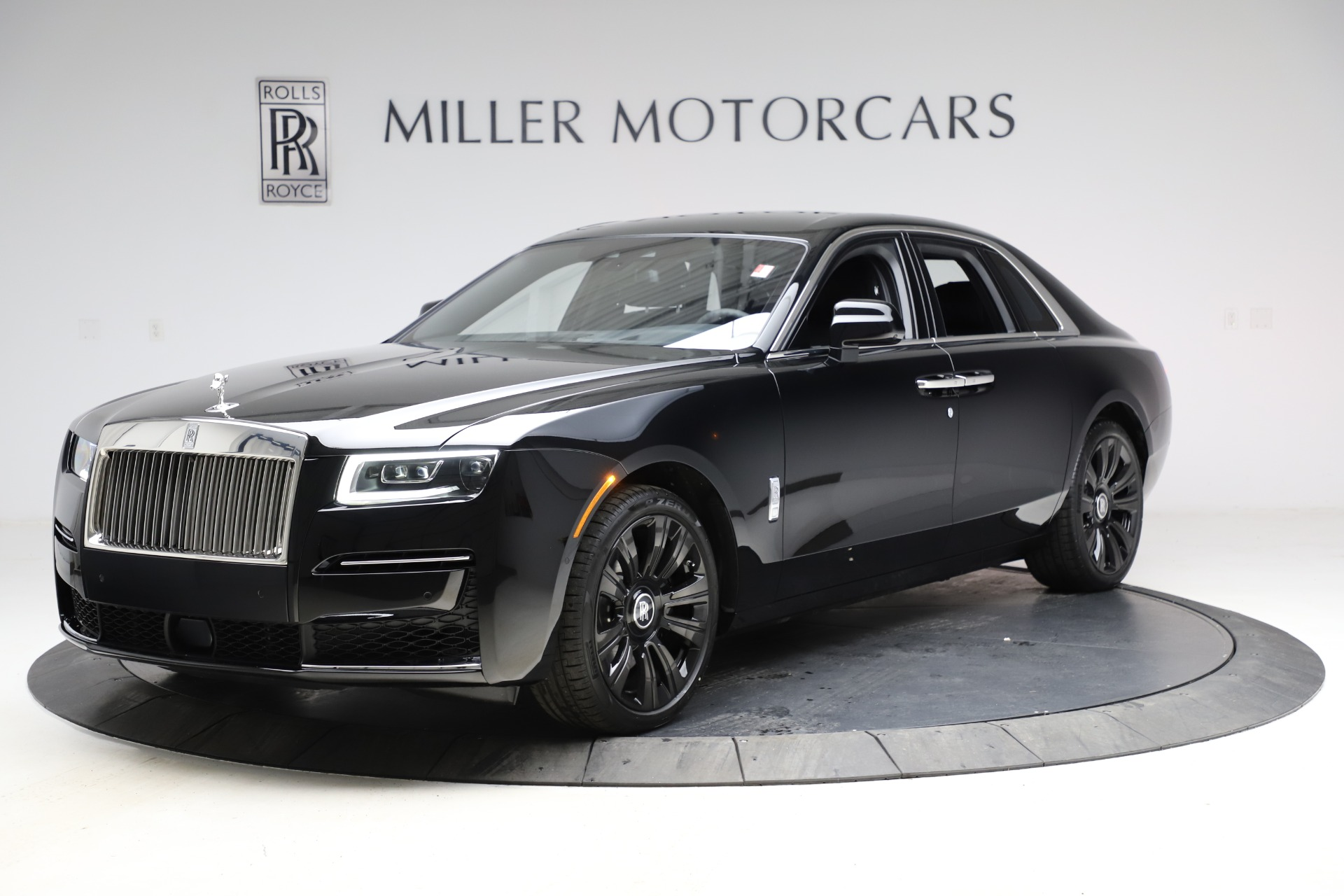 New 2021 Rolls-Royce Ghost for sale $374,150 at McLaren Greenwich in Greenwich CT 06830 1