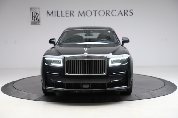 New 2021 Rolls-Royce Ghost for sale Sold at McLaren Greenwich in Greenwich CT 06830 2