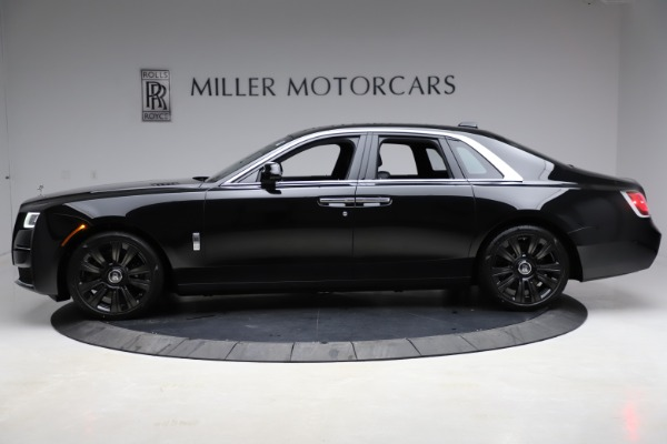 New 2021 Rolls-Royce Ghost for sale Sold at McLaren Greenwich in Greenwich CT 06830 4