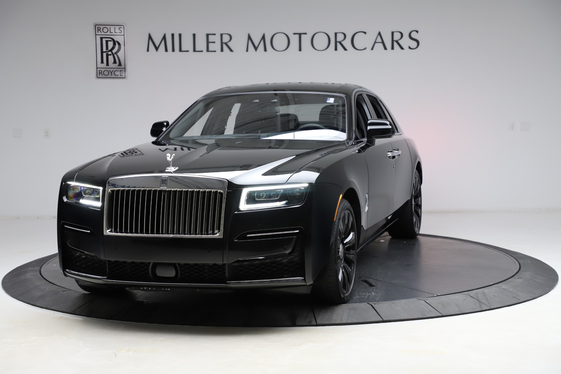 New 2021 Rolls-Royce Ghost for sale Sold at McLaren Greenwich in Greenwich CT 06830 1