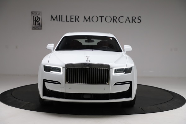New 2021 Rolls-Royce Ghost for sale $390,400 at McLaren Greenwich in Greenwich CT 06830 3