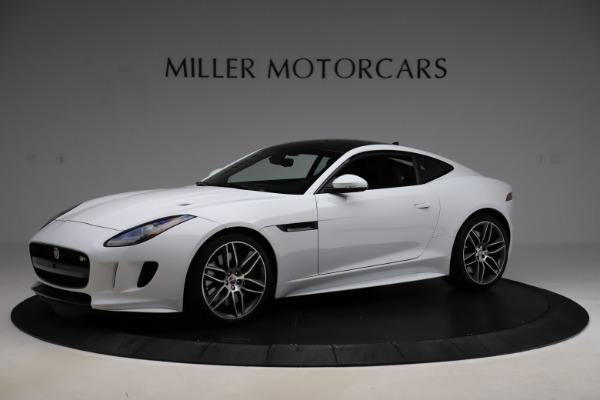 Used 2016 Jaguar F-TYPE R for sale Sold at McLaren Greenwich in Greenwich CT 06830 2