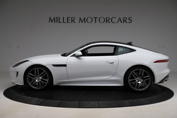 Used 2016 Jaguar F-TYPE R for sale Sold at McLaren Greenwich in Greenwich CT 06830 3